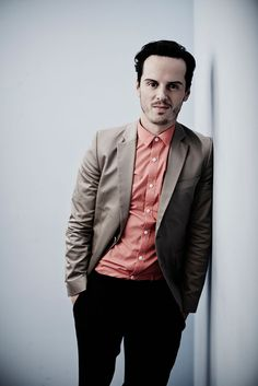 """bigcong: """"Andrew Scott of 'Pride' poses for a portrait during the 2014 Toronto International Film Festival on September 7, 2014 in Toronto, Ontario. (Photo by Maarten de Boer/Getty Images) """""""