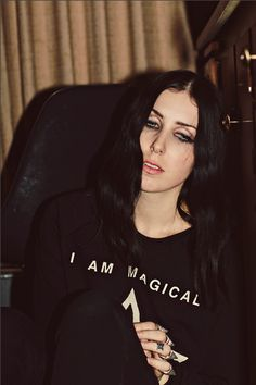 Alive & Ugly {Chelsea Wolfe}