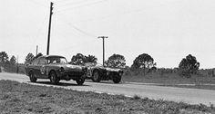 This Harrington Sunbeam Alpine legitimately wore the Ferrari crest | Classic Driver Magazine