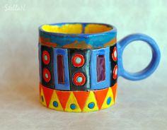 ceramic, glazes. Stella N