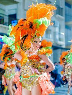 Carnaval 2014 en Murcia: Águilas www.miguelsanzfotografo.es