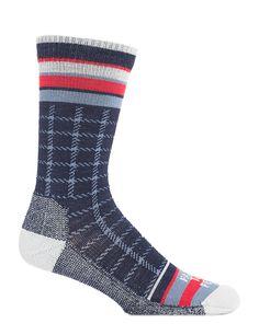 quality design e0cf2 f3dc2 Charcoal Parachute Purple Portland, Plaid Pattern, Merino Wool, Footwear,  Socks,