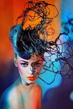 26567015b16 Ania D by Marta Macha for Hair Trendy