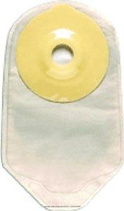"""(BX) Securi-T(c) Extended Wear One-Piece 10"""" Urostomy Pouch by GENAIREX. $83.75. Product is sold on this unit of measure - BX. Pre-Cut~7/8"""" (22 mm)^. Features: Length: 10"""" Pre-cut stoma size Convexity Transparent 1-sided comfort panel Flip flow tap valve with cap 1 Universal night drain adapter  Pre-Cut~7/8"""" (22 mm)^. Save 20%!"""