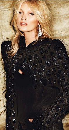 Kate Moss for Vogue Paris