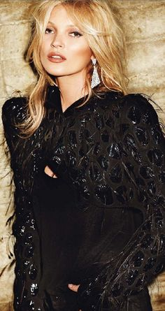 Kate Moss for Vogue Paris..October 2012