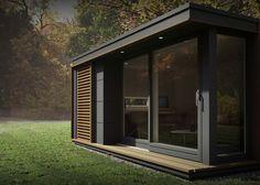 Tiny modern house   Small Modern Houses   Pinterest   Garden ...