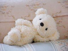 fluffy bear クマのフカフカ