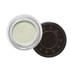 Becca Backlight Colour Corrector Why we want it: Color-correcting makeup has become an extremely popular beauty regimen addition in the past few months, and for good reason. The right formula will hide skin tone imperfections like a ruddy nose, dark circles, and a sallow complexion with just a few painterly swipes. Becca's little pots come in four shades (including Pistachio here) and contain light-reflecting pearls to further blur any flaws.