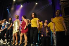 Final Song at the Regional Jack Petchey Glee Challenge 2013