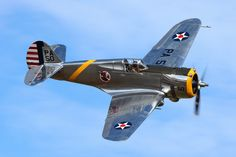 Curtiss P-36C Hawk by Daniel-Wales-Images on DeviantArt