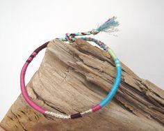 bracelet brésilien friendship-bracelets homme ou femme de la boutique junglecheyen sur Etsy