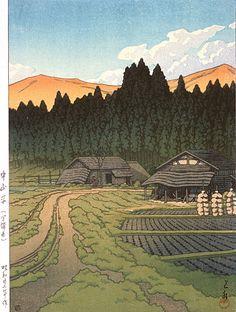 LACMA Collections Online, Kawasaki Hasui