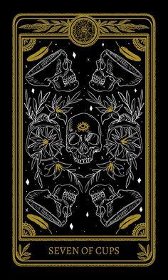 Amrit Brar's Portfolio - The Marigold Tarot