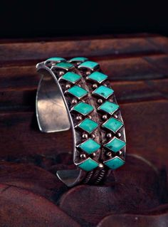 antique turquoise jewelery