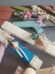 Greek, Easter, Candles, Easter Activities, Candy, Candle Sticks, Greece, Candle
