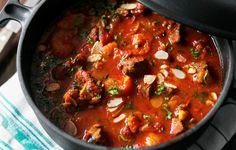Lamb Tagine - weekend family meal
