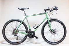 NFE - National Forest Explorer by Elephant Bikes
