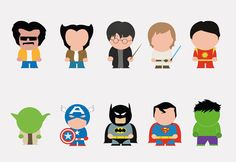 10 Super Heroes Posters on Imposters | Imposters.in | Buy Posters Online