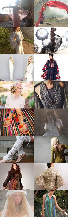 The Best of Boho Chic on Etsy  #boho #gypsy #bohochic #hippie #fashion #bohofashion #bohoclothing #crochet #hippiefashion #bohowedding #etsy #treasury #bohostyle