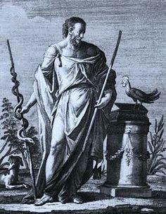 Aesculapius - Ophiuchus