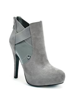 G By Guess Gregor 2 Women Pointed Toe Suede Bootie ** Want additional info? Click on the image.