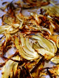 Spicy Fennel Chips, bet you can't eat just one! - YUM I wish I had some right now :D