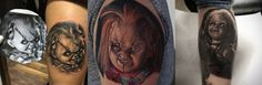 He's Your Friend 'Til The End – 8 Of The Best Chucky Tattoos – staciemayer.com