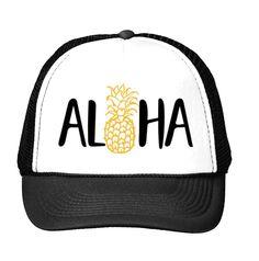 Pineapple Hat, Pineapple Print, Womens Luggage, Sun Cap, Cute Hats, Hats For Women, Shoulder Bag, Unisex, Fsu Baseball