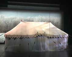 The Museum of the American Revolution, opening on April 19, features artifacts, digital recreations and a historic tent (Washington slept here).