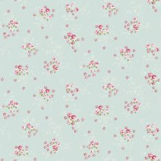 Casadeco Lily Rose Wallpaper