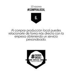 #YoComproLocal #CompraLocal #YoCreoEnCali #10razonesparacomprarlocal