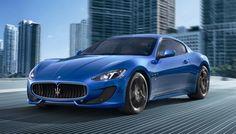 Maserati Granturismo Sport 2012.