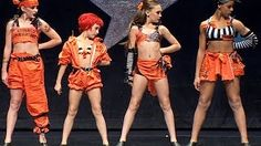 Dance Moms: Group Dance: Stomp the Yard (S5, E2) - YouTube one of my favourite group dances this season