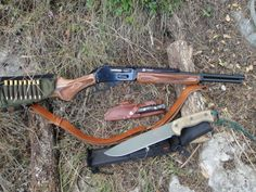 A stock Marlin 336 .30-30 with a few added accessories makes a versatile rifle even more versatile. .30-30 ammo is easy to find and relatively inexpensive. It is ballistically similar to the 7.62x39 round used in the AK. Lever guns were used for hunting and defense in the 19th and early 20th century, carried into battle in the Mexican Revolution in the 20's. A lever gun chambered in a pistol caliber such as .357 or .44 means 1 type of ammo for long gun and sidearm.
