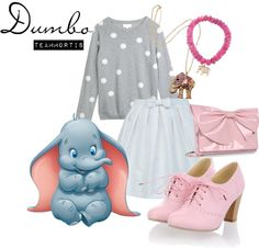 """""""Dumbo"""" by teammortis ❤ liked on Polyvore"""