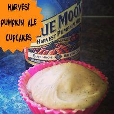 harvest pumpkin ale cupcakes recipe