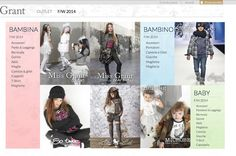 The restyle of FW 2014 e-shop