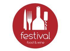 Worldwide Food and Wine Festival Resource. Wine And Food Festival, Wine Food, Wine Recipes, Logo Design, Logos, Logo