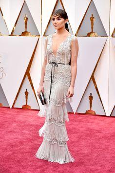 Olivia Culpo at the 2017 Oscars
