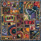babylon mosaic | oeuvres originales