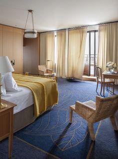 François Champsaur assina a renovação do Hotel Royal Evian