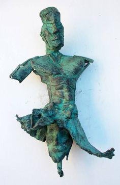 Bronce (6 kg) 2014 35 cm x 15 cm x 7 cm Bronze (6 kg) 2014 35 cm x 15 cm x 7 cm
