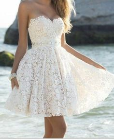 Beautiful lace dress