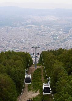 bursa teleferik Istanbul, Ireland Travel, Spain Travel, Bulgaria, Places To Travel, Places To Go, Travel Itinerary Template, Calabria Italy, Surfing Pictures