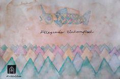 Alexander Kloiber No.4 Fliegender Einhornfisch 30 x 20 cm