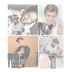 """""""{ eah slumber party } madeline, hunter, ryder, and sierra"""" by madness-anxns ❤ liked on Polyvore featuring H&M, Disney, Eos, Pillow Pets, Calvin Klein Underwear, UGG Australia, Accessorize, Versace, Supra and Sterling"""