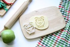 ***Item Description***     The Goaty Goat.    Other Animal cookie cutters can be found here: