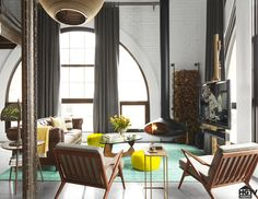 Inside This Hgtv Host's Unbelievably Cool Loft
