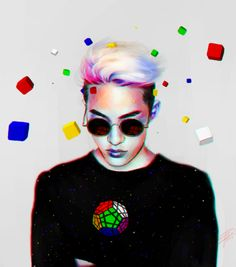 T by omurizer on DeviantArt Brand Identity Design, Branding Design, Zion T, Facebook Background, Solo Male, Kpop Groups, Art Blog, Cool Bands, Idol